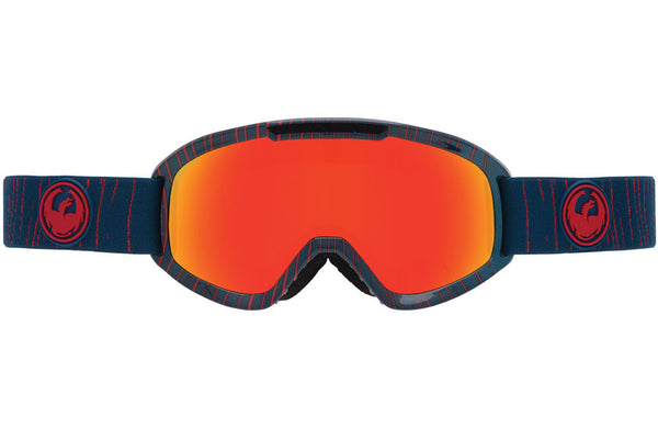 Dragon - DX2 Geo / Red Ionized Goggles