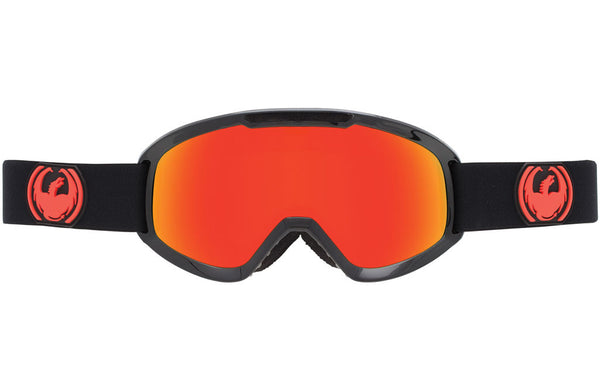 Dragon - DX2 Jet / Red Ion + Yellow Blue Ion Goggles