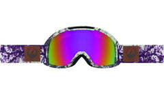 Dragon - DX2 Patina Royal / Purple Ion + Yellow Red Ion Goggles