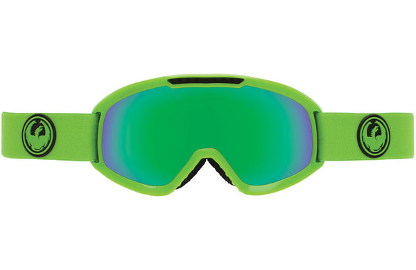 Dragon - DX2 Reflect / Green Ion Goggles