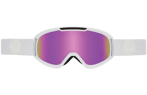 Dragon - DX2 Whiteout / Pink Ion + Ionized Goggles