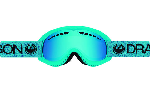 Dragon - DX Blue / Blue Steel Goggles