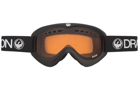 Dragon - DX Coal / Amber Goggles
