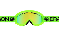 Dragon - DX Green / Smoke Gold Ion Goggles