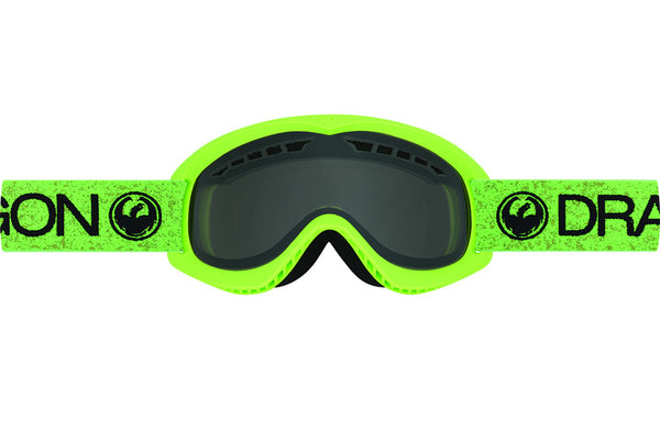 Dragon - DX Green / Smoke Goggles