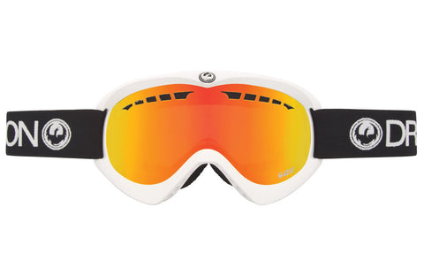 Dragon - DX Inverse / Red Ionized Goggles