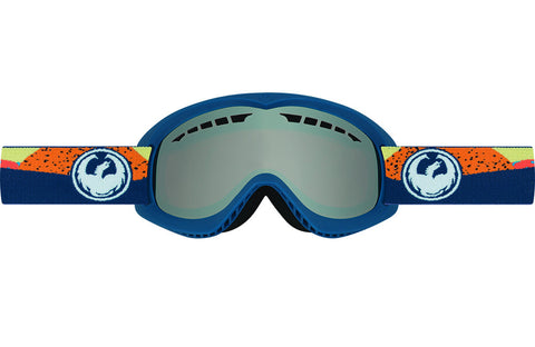 Dragon - DX Kick Orange / Ionized Goggles