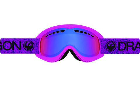 Dragon - DX Violet / Purple Ion Goggles