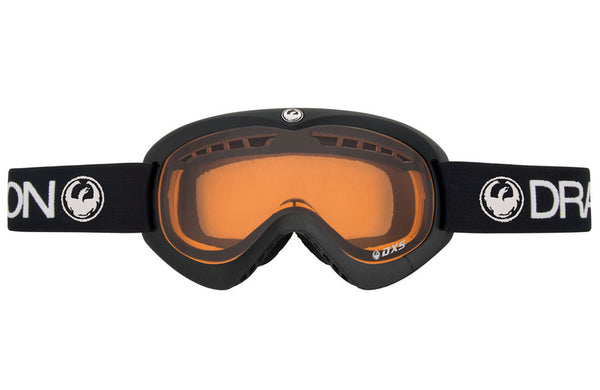 Dragon - DXs Coal / Amber Goggles