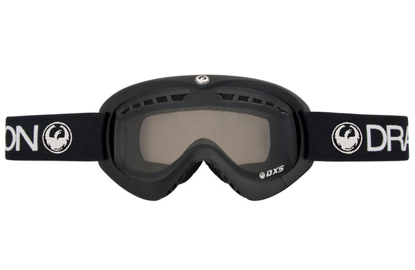 Dragon - DXs Coal / Smoke Goggles