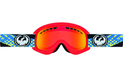 Dragon - DXs Future / Yellow Red Ion Goggles