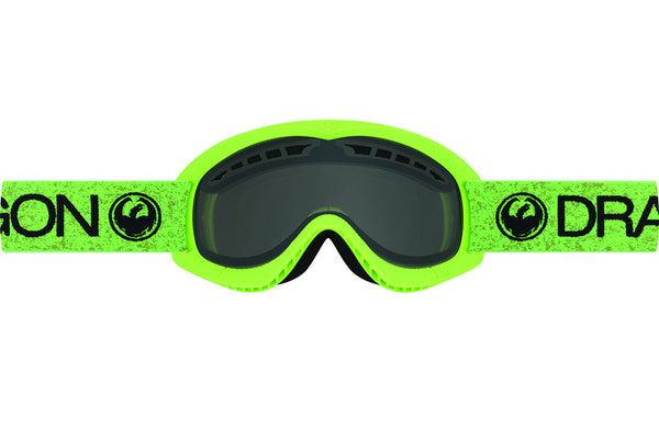 Dragon - DXs Green / Smoke Goggles