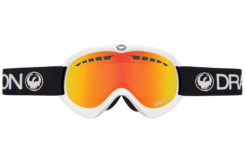 Dragon - DXs Inverse / Red Ionized Goggles