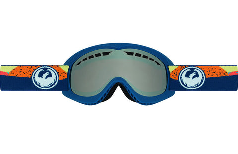 Dragon - DXs Kick Orange / Ionized Goggles