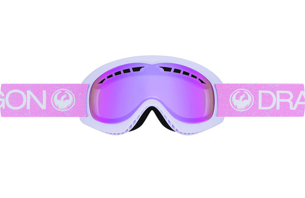 Dragon - DXs Light Pink / Pink Ion Goggles
