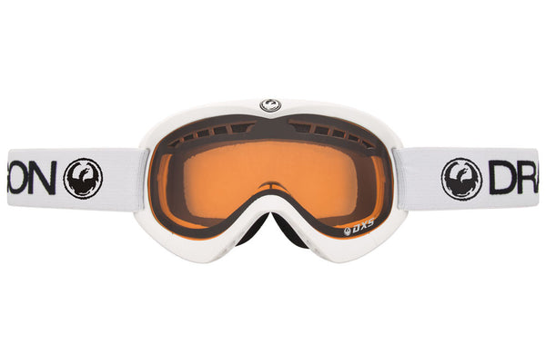 Dragon - DXs Powder / Amber Goggles