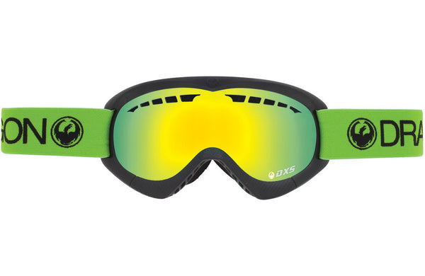 Dragon - DXs Reflect / Smoke Gold Ion Goggles