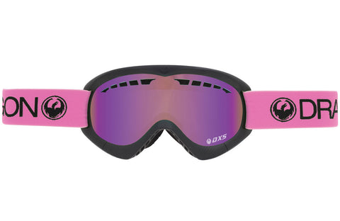 Dragon - DXs Rose / Pink Ion Goggles