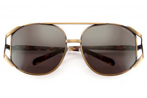 Wildfox - Dynasty Brass Sunglasses