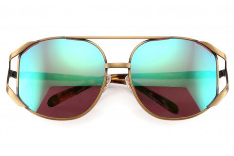 Wildfox - Dynasty Deluxe Brass Sunglasses