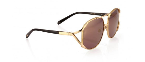 Wildfox - Dynasty Deluxe Gold Sunglasses