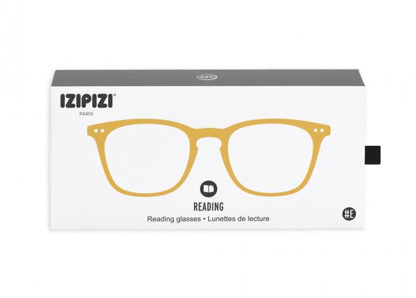 Izipizi - #E Yellow Honey Reader Eyeglasses / +2.50 Lenses