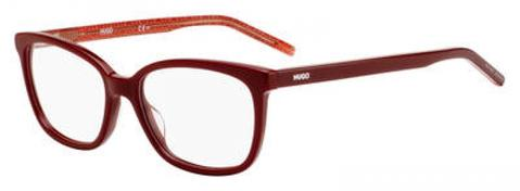 HUGO by Hugo Boss - Hg 1012 Red Eyeglasses / Demo Lenses