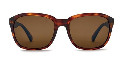 Kaenon - Sonoma Matte Tortoise Sunglasses / Brown 12 Lenses