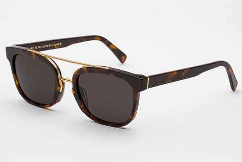 Super - Akin Havana Sunglasses