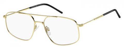 Tommy Hilfiger - Th 1631 Gold Eyeglasses / Demo Lenses
