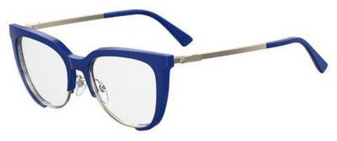 Moschino - Mos 530 Blue Eyeglasses / Demo Lenses