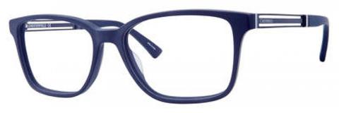 Chesterfield Eyewear - Ch 888 54mm Matte Blue Eyeglasses / Demo Lenses