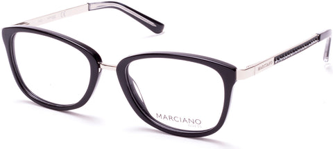Marciano - GM0325 Black Eyeglasses / Demo Lenses