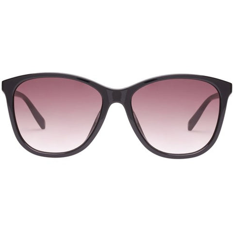 Le Specs - Entitlement Black Sunglasses / Smoke Gradient Lenses