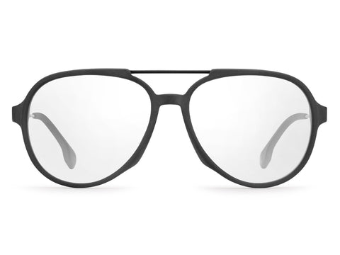 Carrera - 1103 Matte Black Eyeglasses / Demo Lenses