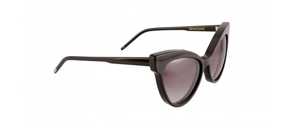 Wildfox - Grand Dame Black Sunglasses
