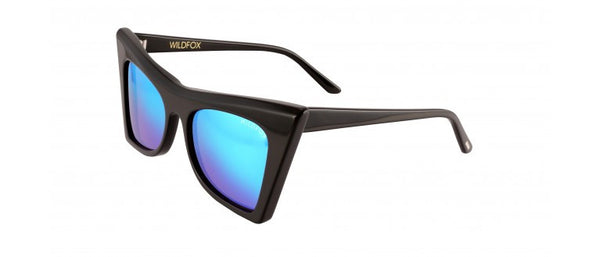 Wildfox - Ivy Deluxe Black Sunglasses
