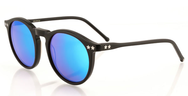 Wildfox - Steff Deluxe Black Sunglasses