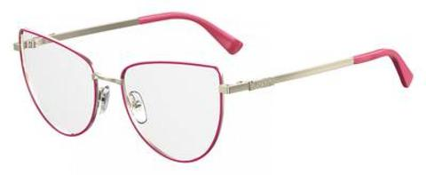 Moschino - Mos 534 Fuchsia Eyeglasses / Demo Lenses
