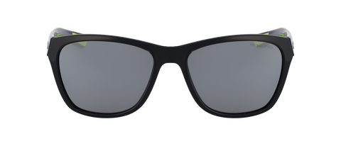Nike - Vital EV0881 Black Sunglasses / Grey Silver Flash Lenses