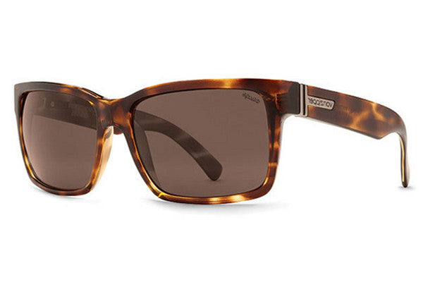 VonZipper - Elmore Tortoise PTB Sunglasses, Wildlife Bronze Polarized Lenses