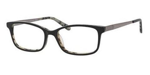 Emozioni - 4050 52mm White Black Spotted Eyeglasses / Demo Lenses