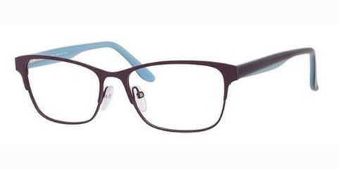 Emozioni - 4371 52mm Purple Aqua Eyeglasses / Demo Lenses