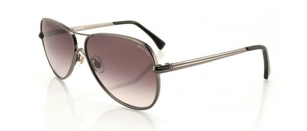 Wildfox - Airfox Gunmetal Sunglasses