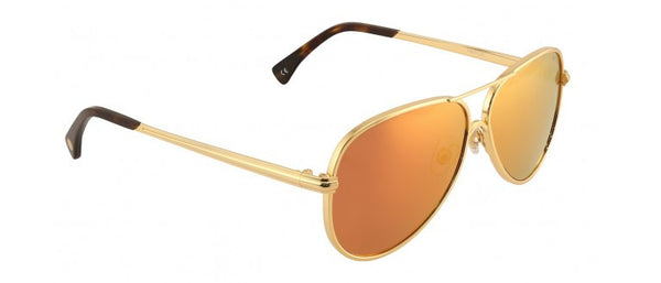 Wildfox - Airfox Deluxe Gold Sunglasses