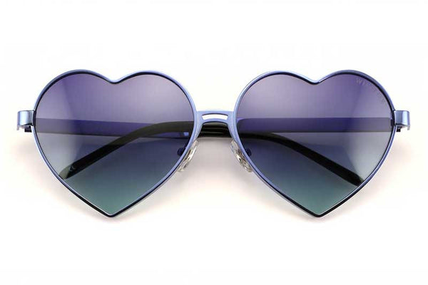 Wildfox - Lolita Teal Sunglasses