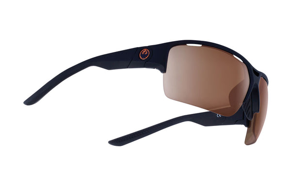 Dragon - EnduroX Matte Black / Copper + Clear Sunglasses
