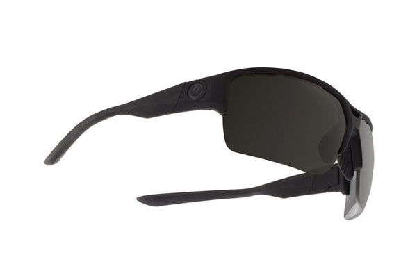 Dragon - EnduroX Matte Black / Grey + Clear Sunglasses
