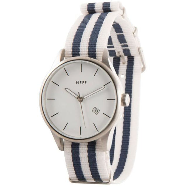 Neff - Esteban Silver/White Watch