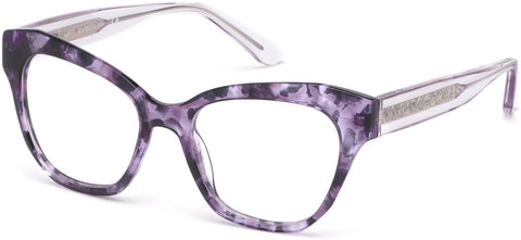 Marciano - GM0339 Havana Eyeglasses / Demo Lenses